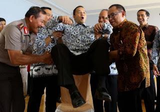 Batu Sojol, Jokowi dan Anies Baswedan