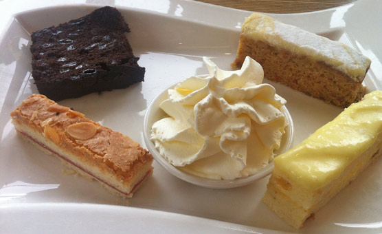 Slattery of Whitefield - Mrs Slattery's Cake Sampler