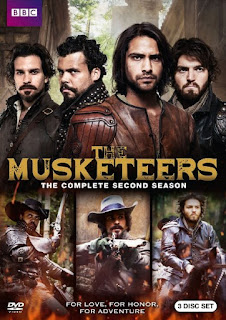 The Musketeers Season 2  | Eps 01-10 [Complete]