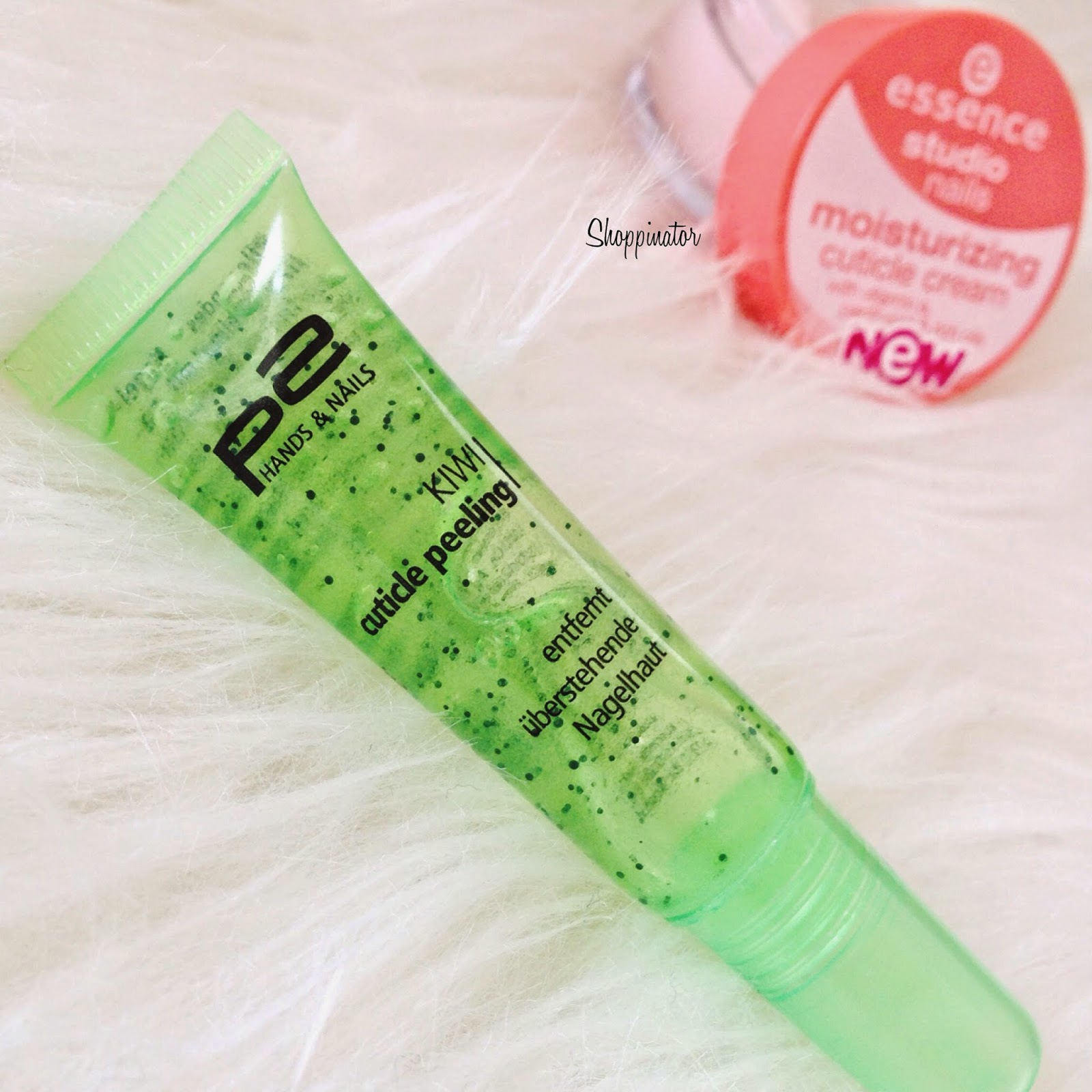 P2 'Kiwi Cuticle Peeling' – Review