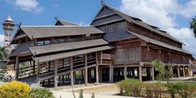 Dalam Loka kini menjadi museum pusat kebudayaan