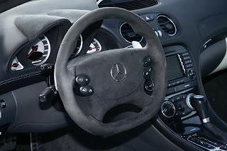2011 Inden Design Mercedes-Benz SL65 AMG Black Series