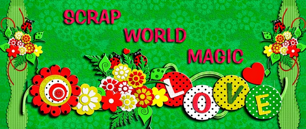Scrap World Magic Gita