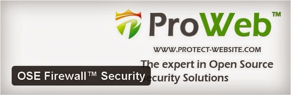 OSE Firewall™ Security plugin for WordPress
