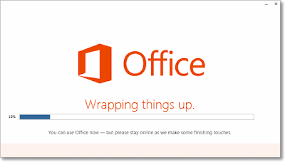 Cara Instalasi Microsoft Office 2013 Customer Preview