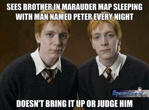 funny Harry Potter movie