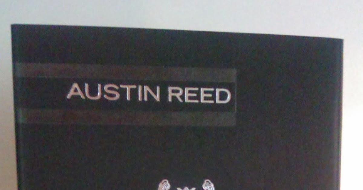 Austin Reed S New Fragrance Signature Eau De Toilette Pour Homme Men S Styling