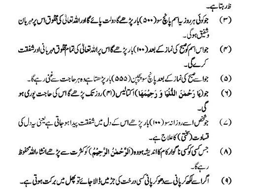 Ar-Rahim: Allah Name Benefits | Asma ul Husna K Amal
