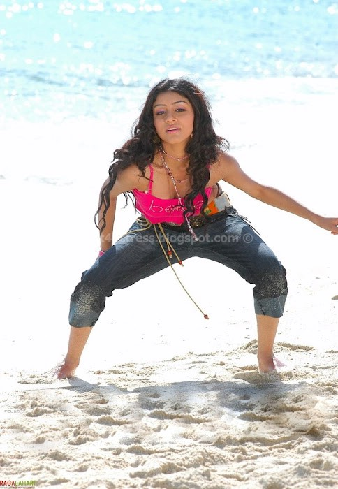 bollywood, tollywood, hot, ANCHAL, WET, AT, BEACH, PHOTO, GALLERY