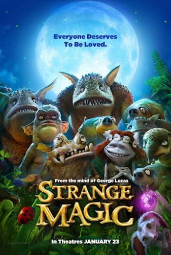 Strange Magic (Web-DL 720p Dual Latino / Ingles) (2015)