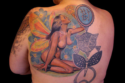 Fée Tatouage