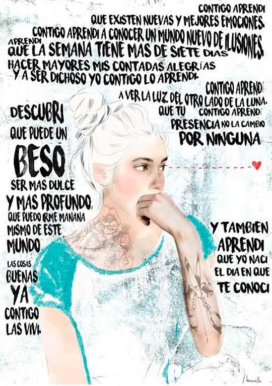 Ilustración de Bea Sevilla