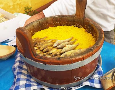 """la """"scapece gallipolina"""" une recette historique de la gastronomie salentina"""