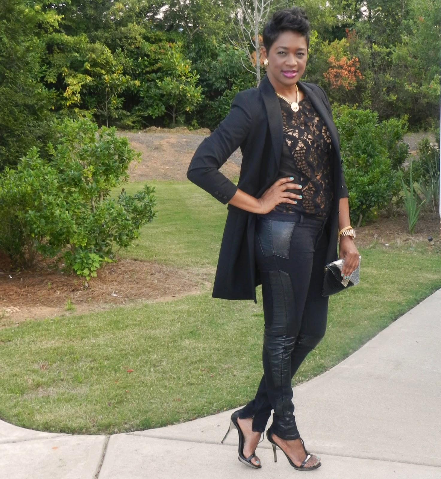 Bcbg Black Lace Shoes