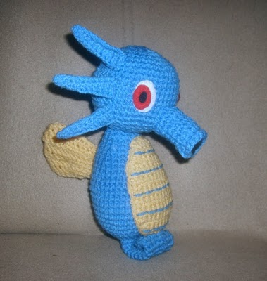 Crochet Patterns Pokemon Characters : MEW POKEMON CROCHET PATTERN - Free Crochet Patterns
