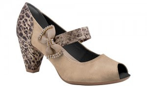 Coleção completa sapatos Dakota