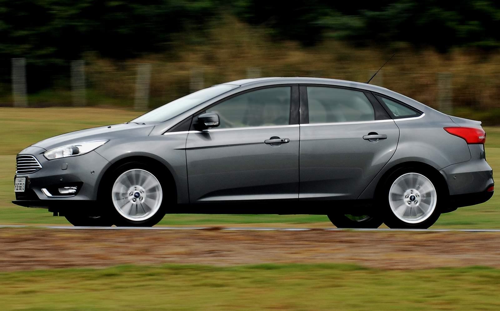 Ford Focus - vendas em queda