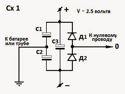 Схема распайки vga s video фото 256