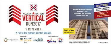 Melaka Hatten Vertical Run 2017