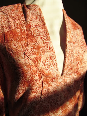 batik, summer dress, etcetorize, tunic