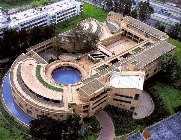 La arquitectura colombiana como indicador de pa s for Plantas de colegios arquitectura