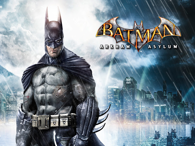 batman arkham asylum warner bros action game