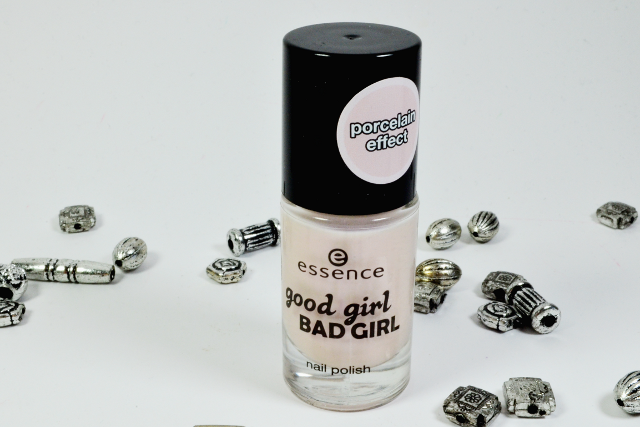 essence Good Girl Bad Girl - Nail Polish WHO AM I !? Porcelain Effect