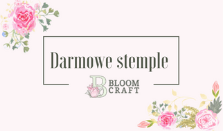 Lubię stemple od BloomCraft
