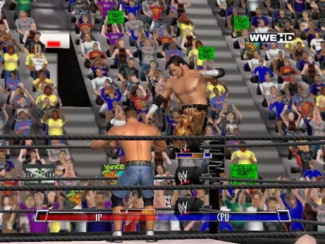 اكثر العاب المصارعة اثارة WWE Raw Ultimate Impact 2009 كاملة حصريا تحميل مباشر WWE+Raw+Ultimate+Impact+2009+2