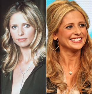 Sarah michelle gellar facial, naked egypt ion mothers