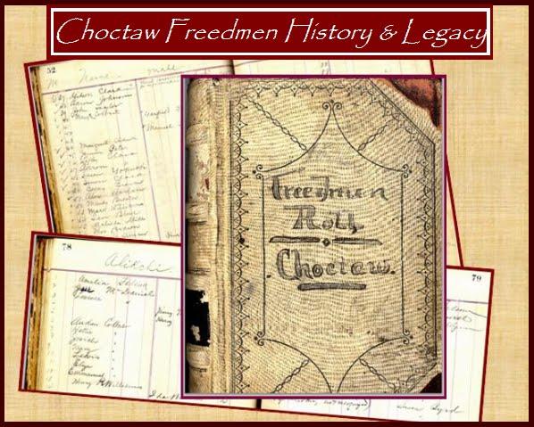 Choctaw Freedmen History & Legacy