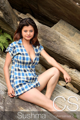 Nepali Actress Sushma Karki S
