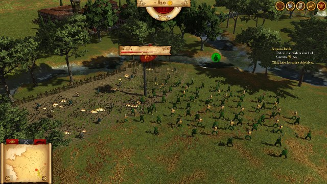 Hegemony Rome PC Games Gameplay