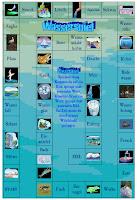 Freiarbeit Wasser Spielplan