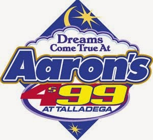Race 10: Aaron's 499 at Talladega