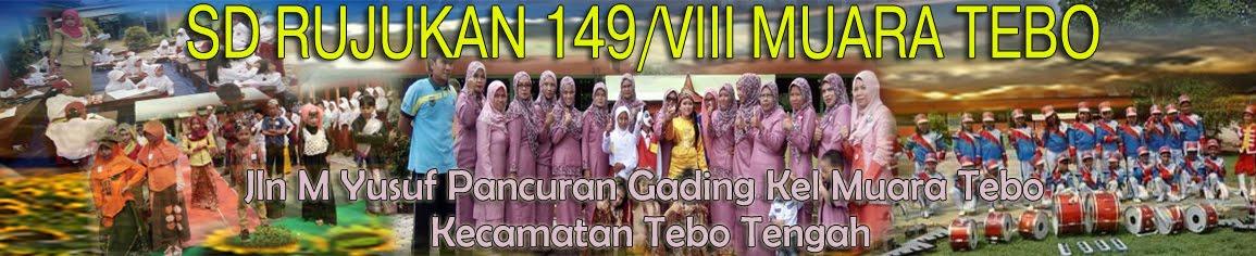 SD Rujukan 149/VIII Muara Tebo
