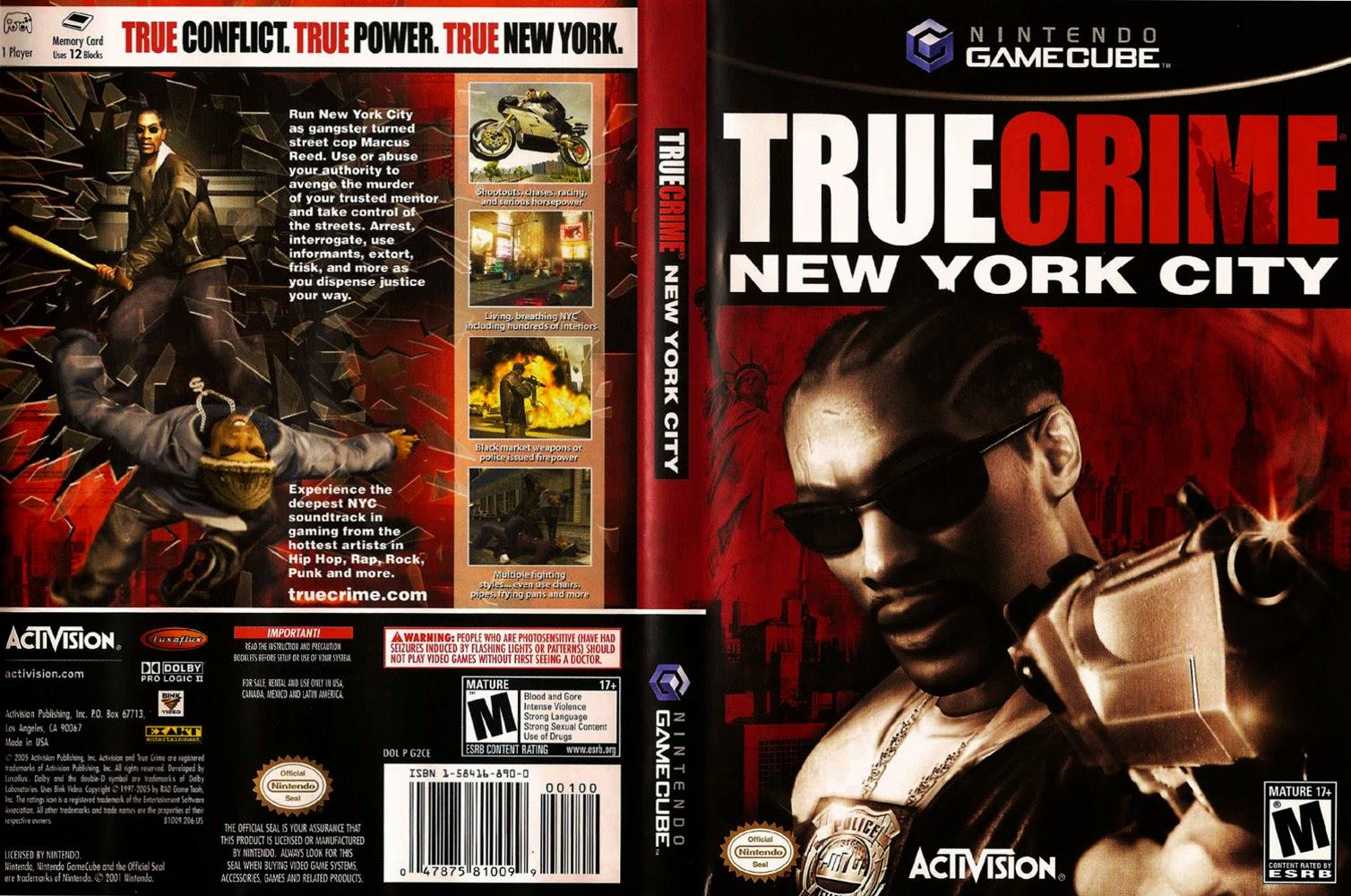true crime (new,latest) york city