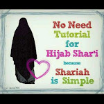 HIJAB SYAR'I IS SIMPLE
