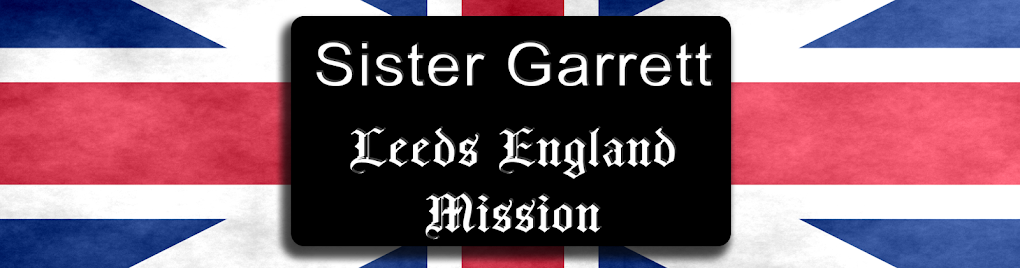 Sister Garrett in Leeds England