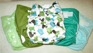 diaper+package Luck O The Irish Birthday Bash Giveaway