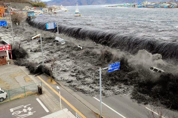 japonya tsunami