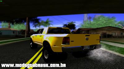 Sons Acura on Mods Gta Brasil   Gta Mods Brasil  Download Gta Mods  Dodge Ram 3500