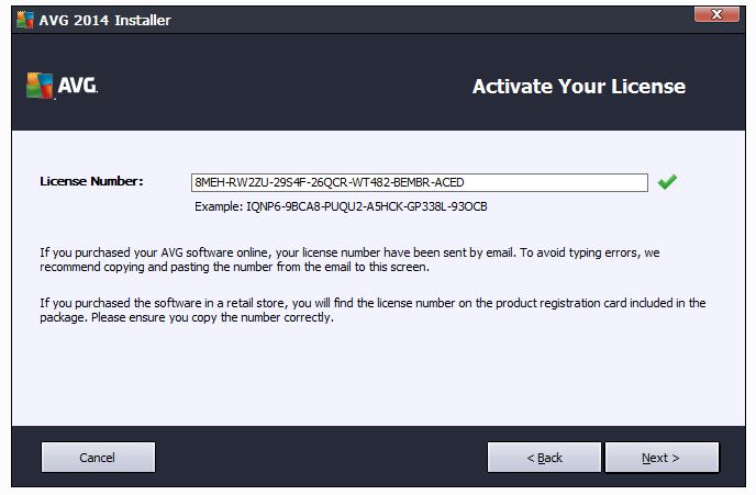 AVG AntiVirus , Internet security Serial Keys (Keygen ...