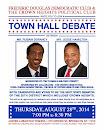 Senate Candidates Debate