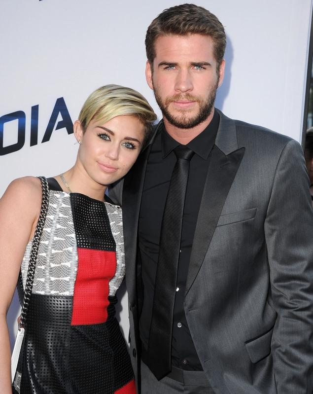 Miley Cyrus se va a casar con Liam Hemsworth