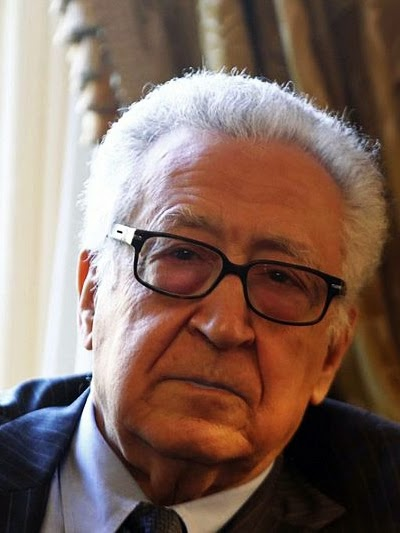 UN-Arab League envoy for Syria Brahimi announces resignation