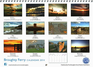 Broughty Ferry Calendar 2014 Rear Cover