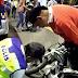 MKL Crimedesk - Remaja Bawah Umur Ditahan Guna Motor Curi