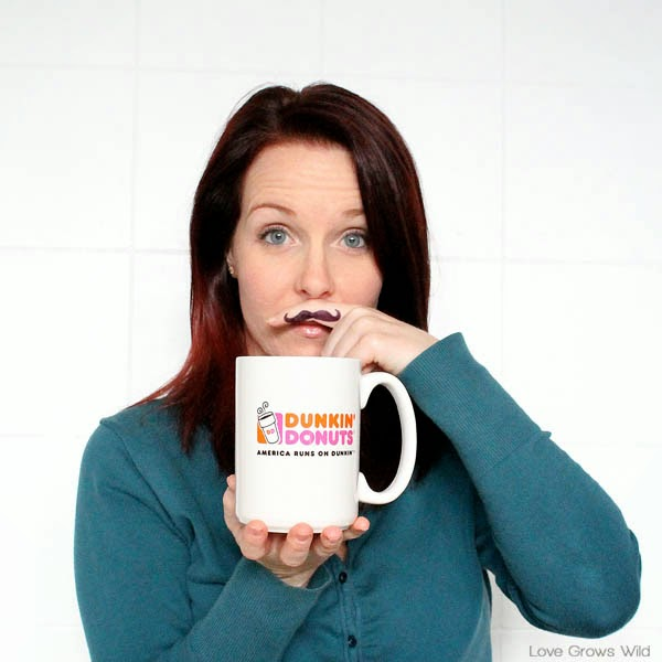 Dunkin' Donuts November Mug Up Contest #dunkinmugup