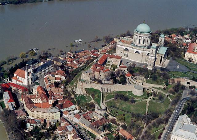 Esztergom en Hungría